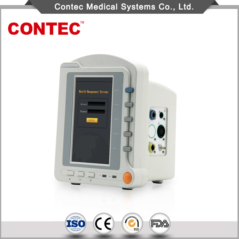 Real Manufacturer Wireless Contec Telemedicine Equipment Patient Monitor  Vital Signs - Buy Wireless Patient Monitor,Telemedicine,Telemedicine