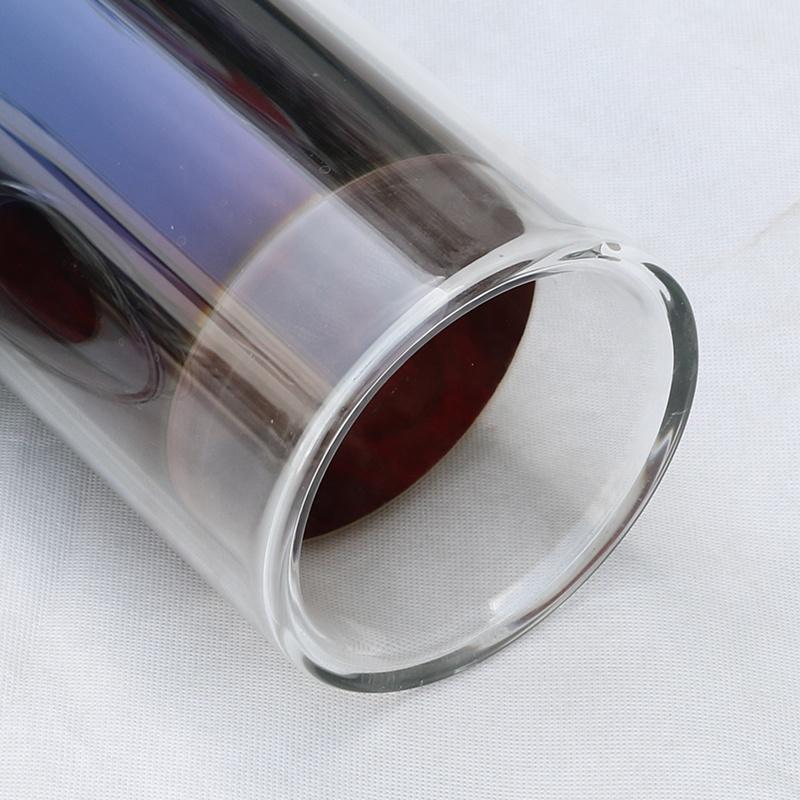 2020 hot sales Longpu 137mm*600mm big diameter three target solar vacuum tube for solar cooker