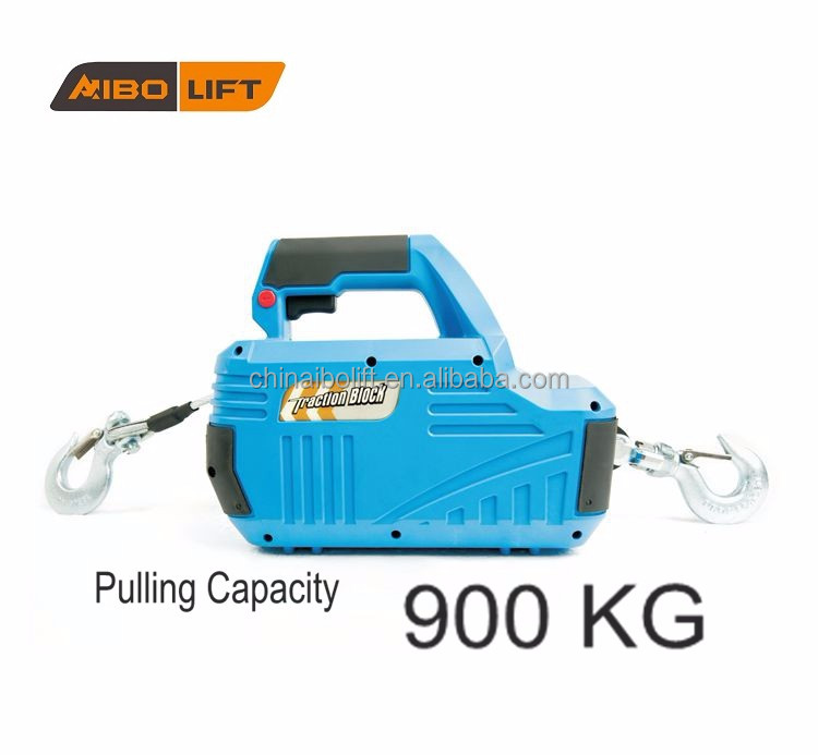 Variable Speed Electrical Wire Puller Max Capacity 900 Kg - Buy ...