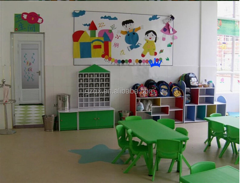 Fine Quality Durable Cheap Daycare Furniture School Kids