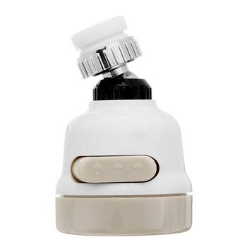 Wholesale 360 Degree Plastic Adjustable Kitchen Faucet Sprayer Water