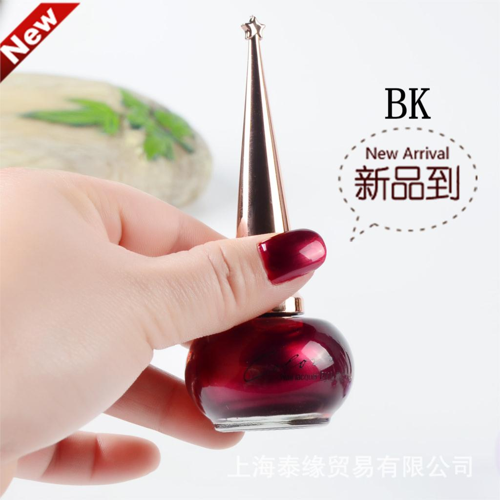 The new 2016 BK1314rose oil drying environmental nail oil wholesale