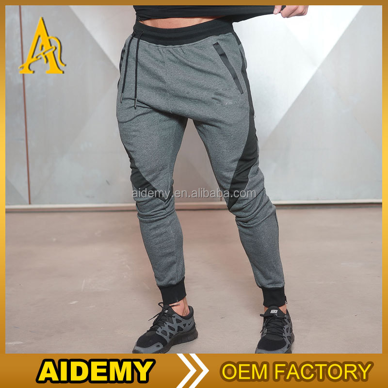 custom tech fleece jogger pants men