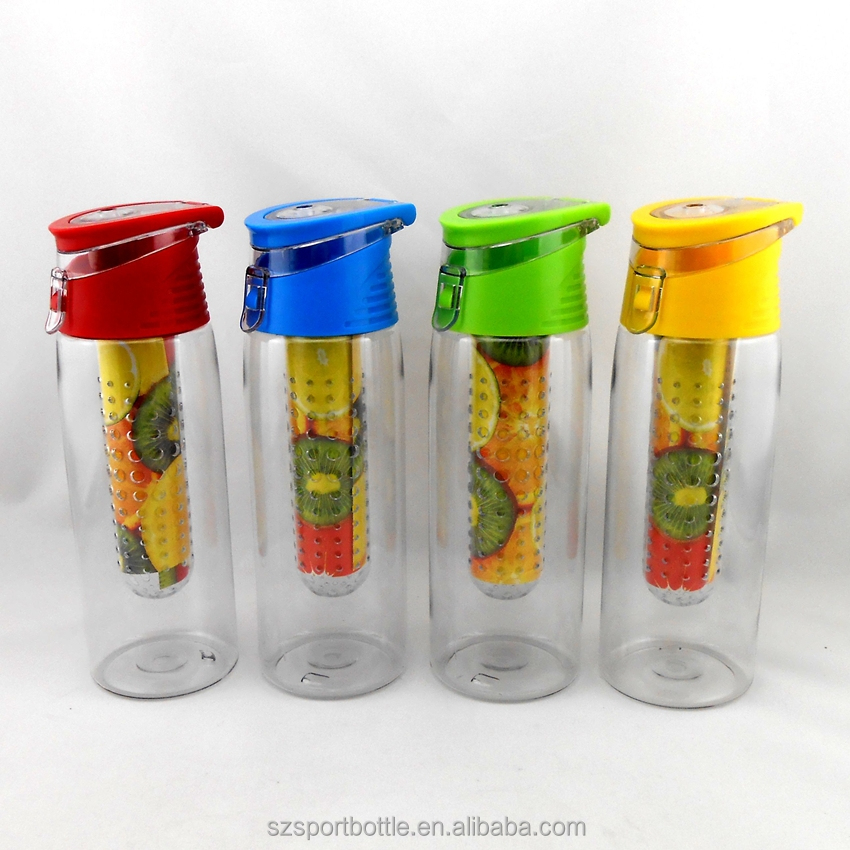 Water Bottle You Put Fruit In: Eco Squeeze Fruit Infusing Pitcher Water Bottle Smell