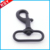 Popular Competitive Price Metal Hook/ Carabiner Hook/Snap Spring Hook With Big Square Ring For Purse