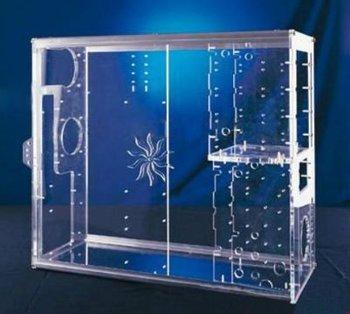 Acrylic Jewellery Window Display