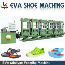 EVA Second shoe sole injection Molding Machine