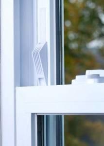 Window Wedge Cresci Products, White (2 Per Pack)