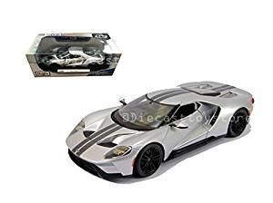 MAISTO 1:18 SPECIAL EDITION - 2017 FORD GT