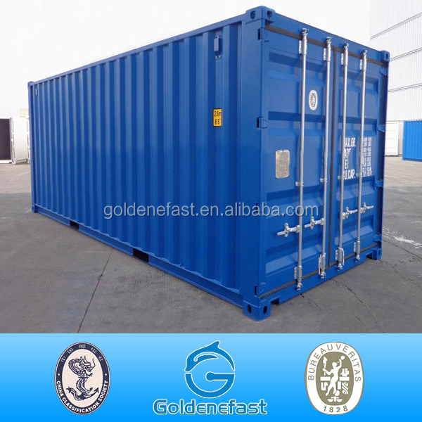 Custom Shipping Container Car Garage: 20 Ft Container Garage Building