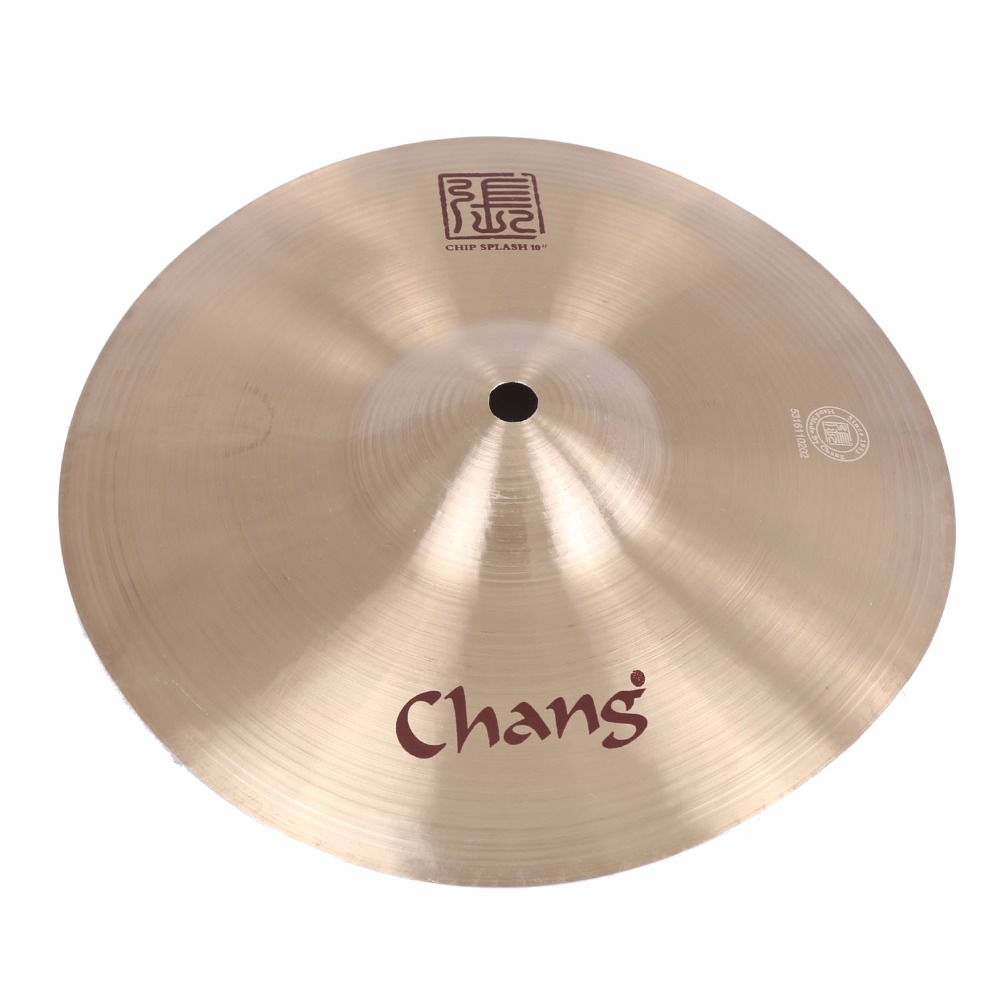 "Chang Cymbals B20 Chip Cymbals 16 ""Thin Effect-Becken"
