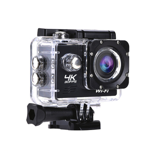 2019 trend promotional gift 4k 30fps 1080p 60fps wifi sport action camera 4k go pro oem