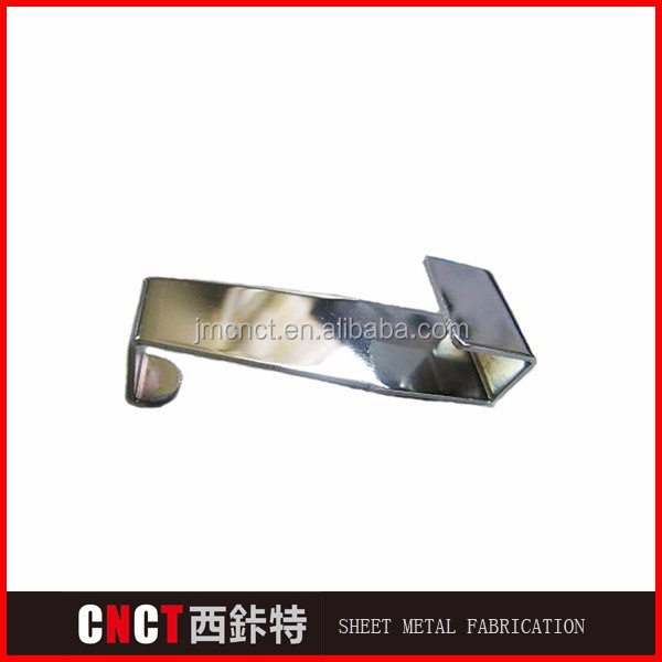 Satisfactory quality service precision custom sheet metal folding