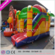 Beautiful professional manufacturer best selling tiger inflatable castle/hop bouncer for children