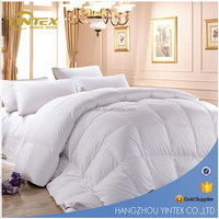 Cheap Price White Goose Down Duvet Duck Feather and Down Comforter