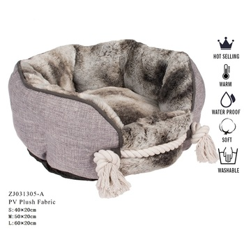 Wholesale Washable Luxury Large Inserts Novelty New Design Foldable Custom Pet Dog Supplies Bed Bedding For Pet