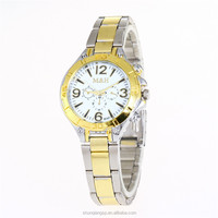 Hot Sell Women New Design Fashion Quartz Steel Wrist Watch
