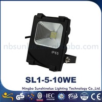 Latest Design Superior Quality Remote Control 10W Rgb Led Flood Lights