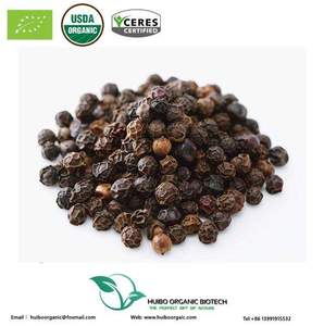 Organic black pepper / vietnam black pepper price