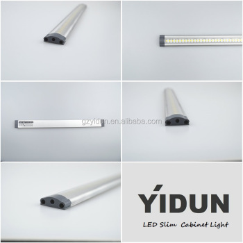 Aluminum Kitchen Light 12v Slim Lamps Hard Wired Led Linear ...