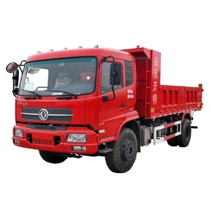 Dongfeng 4x2 15 Ton Dump Truck Price , 6-Wheeler 15Ton Tipper Lorry For Sale