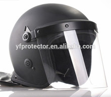 Anti Riot Police Helmet With Visor