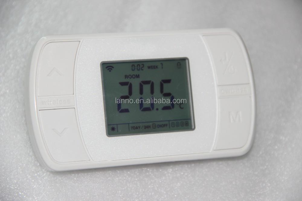 Sistema de control de termostato para calefacci n - Termostato para calefaccion ...