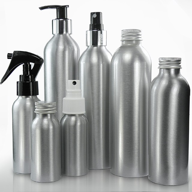 Bottiglie spray di alluminio di vendita calda aerosol lattine
