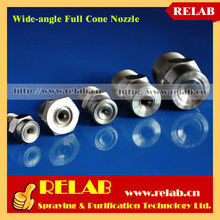 RELAB Flue Gas Washing and Cooling Solid Jet Full Cone Nozzle