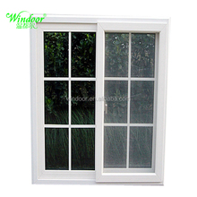 Africa market popular window cheap price facotry PVC window and door
