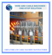 China factory copper rod continuous casting machine ,small copper rod/wire /cable making machine