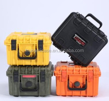 Plastic Handgun Case, Waterproof Hard Plastic Storage Case with SGS Certificate