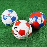 Hot sale size2 Cartoon Children's Football Child Soccer for Baby toy