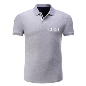 New Latest Germany Vinyl Printing Premium Made In Usa Polo Shirt