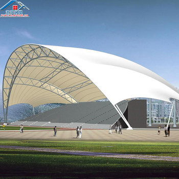 Factory supply tensile architectural membrane structure