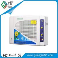 ozone Ionizer air purifier reviews remove smoke