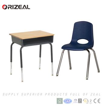 Wholesale Italian School Furniture Preschool School Desks With Metal