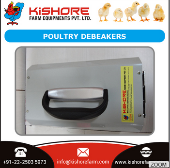 Original import Automatic Poultry Debeaker Machine