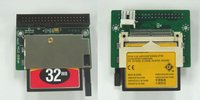 CF To IDE Card Type II