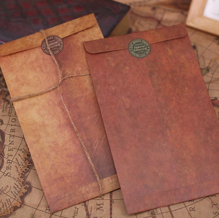Kraft String Tie Envelope Fancy Envelope Design Printing Buy