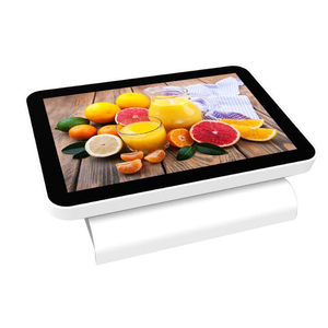 Restaurant retail 12 inch touch screen windows tablet pos system win 10