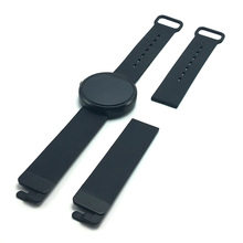Latest Silicone/Rubber Replacement Wristbands Fitness With A Connect Pins For Moto 360 Smartwatch / Pebble Time Smartwatch