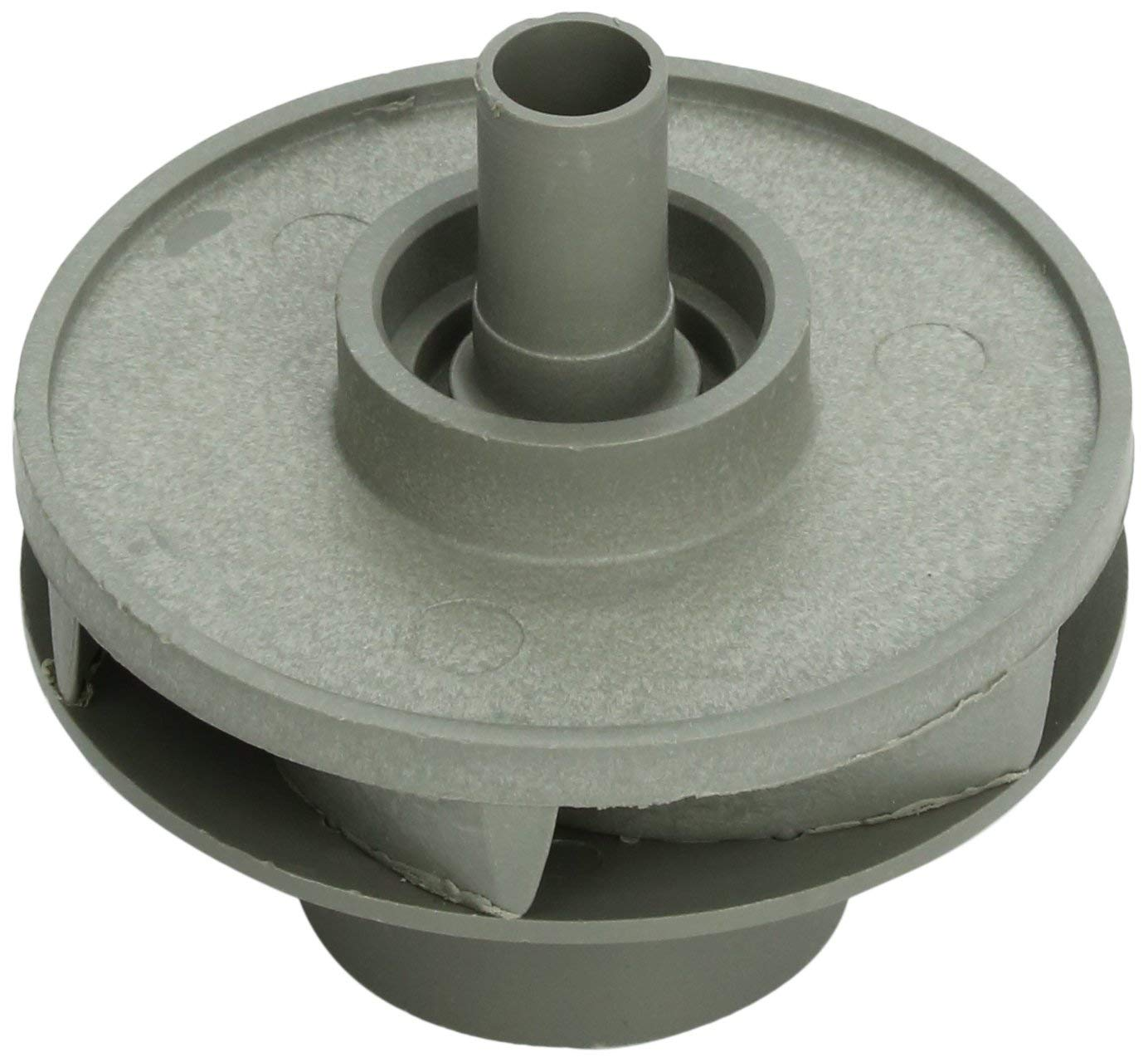 Waterway 310-4010 Gray Impeller Replacement for Waterway Hi-Flo Discharge Series 1.5-Horsepower Pool and Spa Pump
