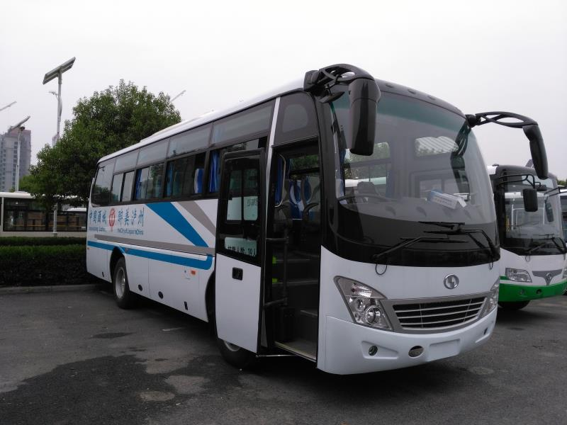 good price 41-43 SEATS 9m BUS front engine Diesel and CNG city bus for sale