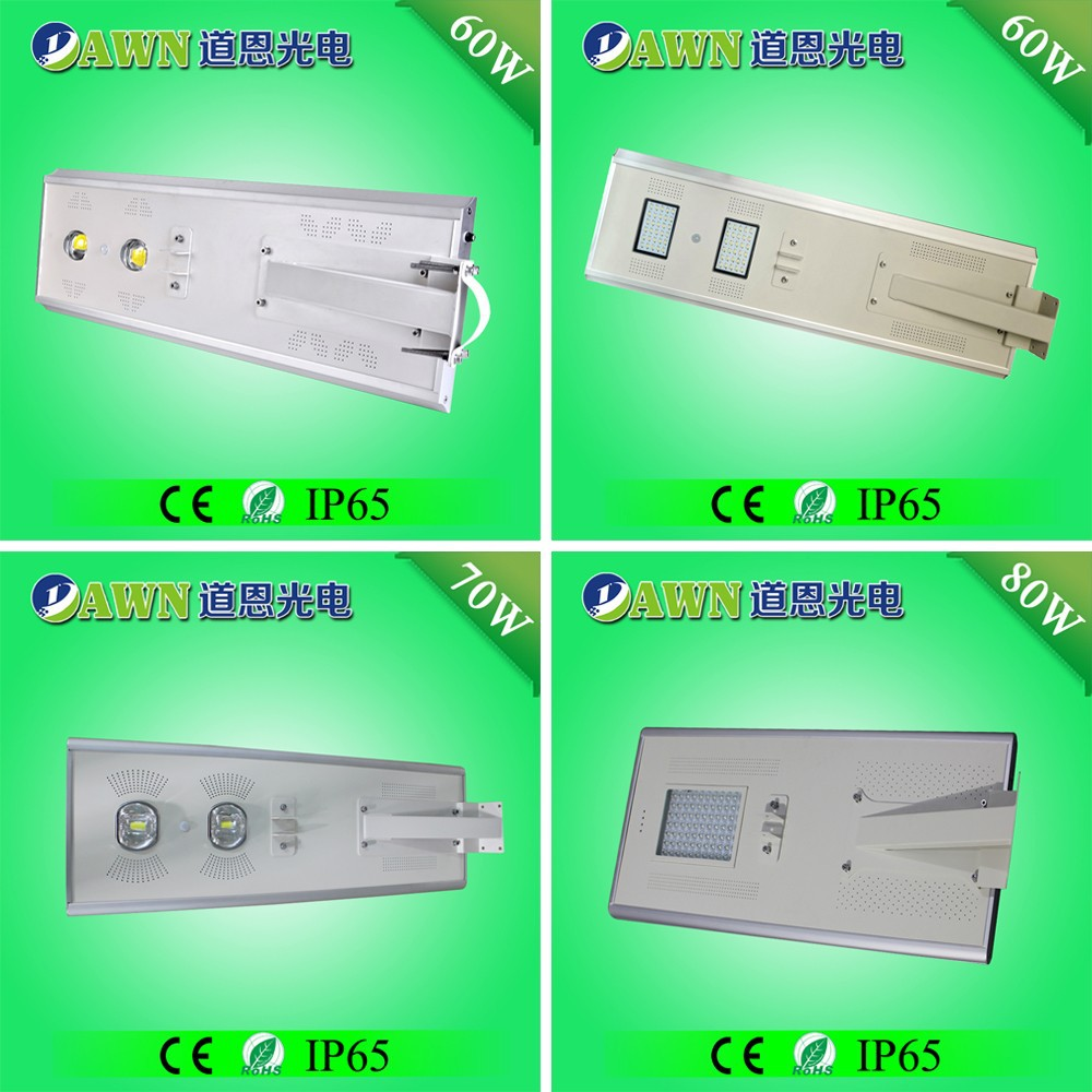 5-80W best selling china factory price integrated all in one solar led street light locust farm beacon sensor undergroud