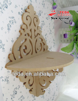 Wood MDF Crafts Handmade Home Decoration