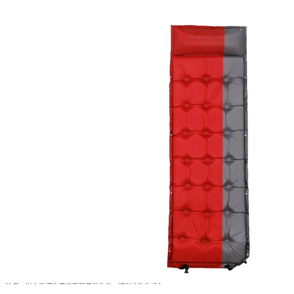Automatic outdoor inflatable cushions/Double inflatable camping tent mat/ many people splice mat/ automatic inflatable bed
