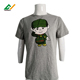 100% cotton high quality short sleeve fitness custom design man dry fit t shirt printing 3d design t-shirts