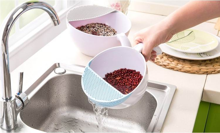 Çin sıcak ürünler toptan mutfak plastik jöle sepeti
