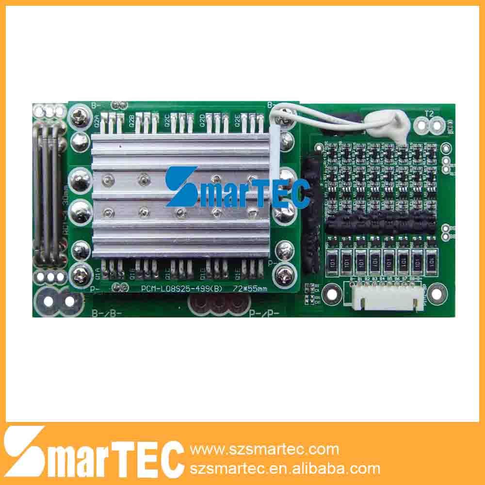 Bms 7s 25.9v Pcm Li-ion Li-polymer Battery Board Pcm-l08s25-499 ...